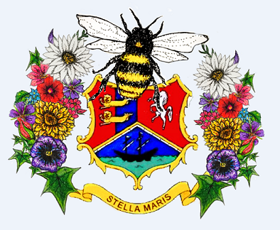 Broadstairs in bloom insignia
